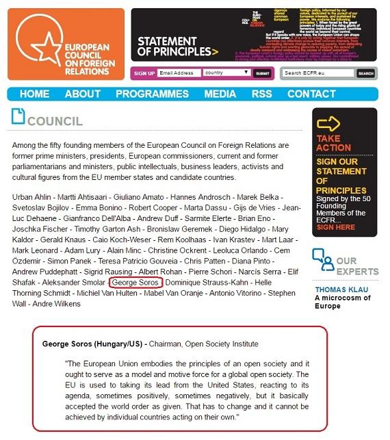Președintele Klaus Iohannis membru într-un think-thank fondat de George Soros