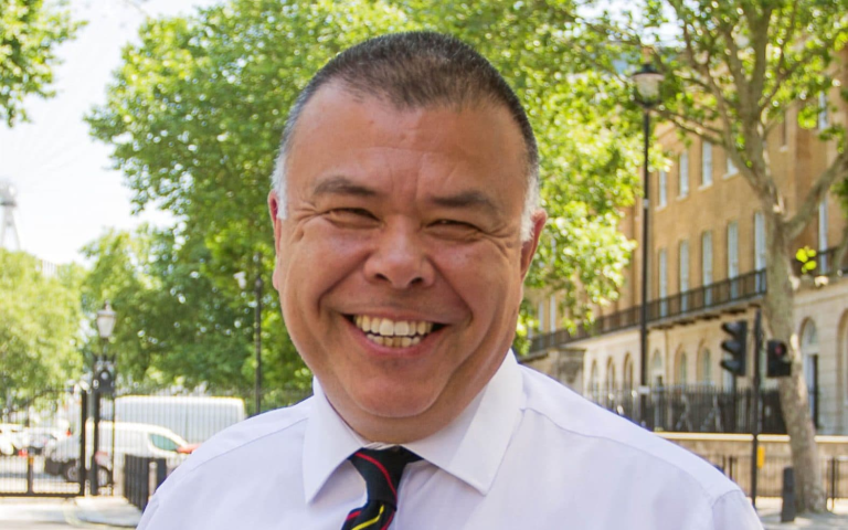 Professor Jonathan Van Tam