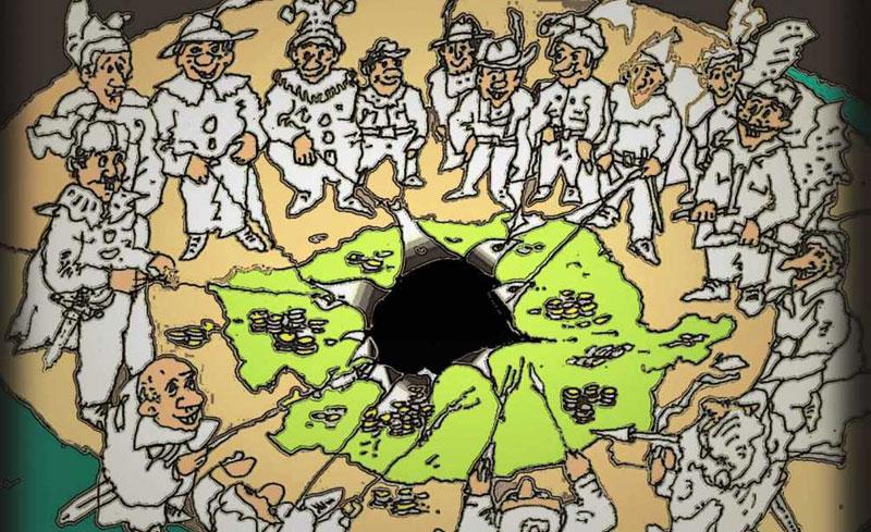 Avertisment EXTREM al unui cunoscut academician: Integrarea în UE este de fapt dezintegrare. Suntem o colonie pe zi ce trece. Grupările Soros au distrus România și au acaparat instituțiile | ActiveNews