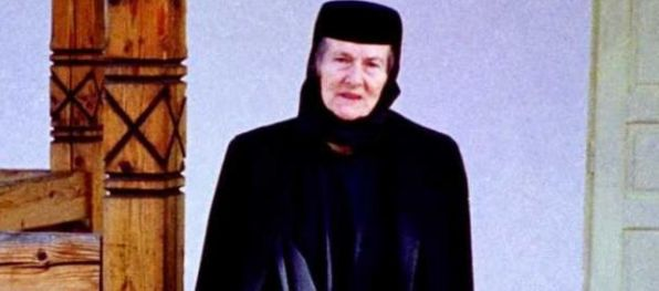 99 de ani de la nașterea academicianului  Zoe Dumitrescu-Bușulenga, intrată în monahism cu numele de Maica Benedicta pentru a respira SACRALITATE