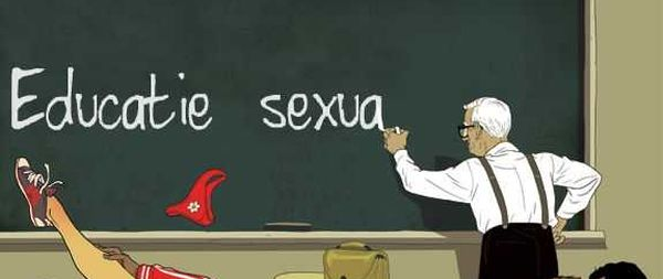 Educatie sexuala articole