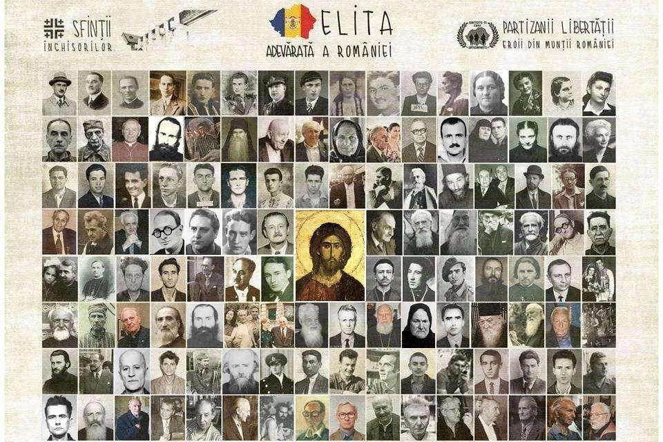 Imagini pentru sfintii inchisorilor a Romaniei