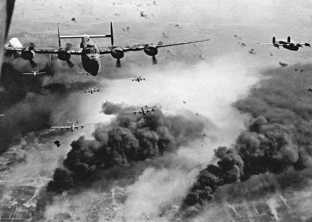 Imagini pentru primul bombardament american în România photos