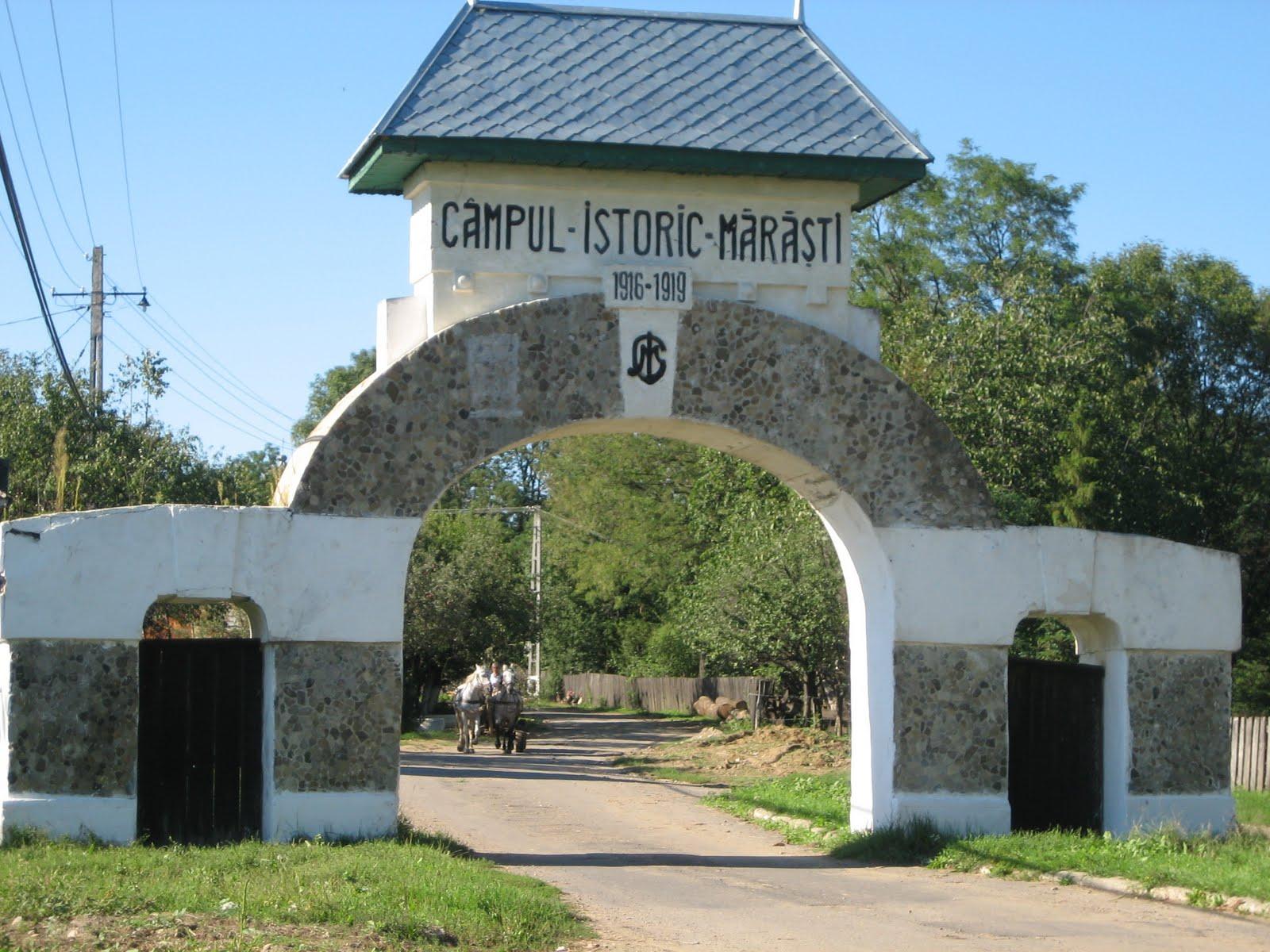Niciun oficial al statului român nu a fost la Mărăști, la 100 de ani de la prima mare victorie din istoria Armatei Române moderne