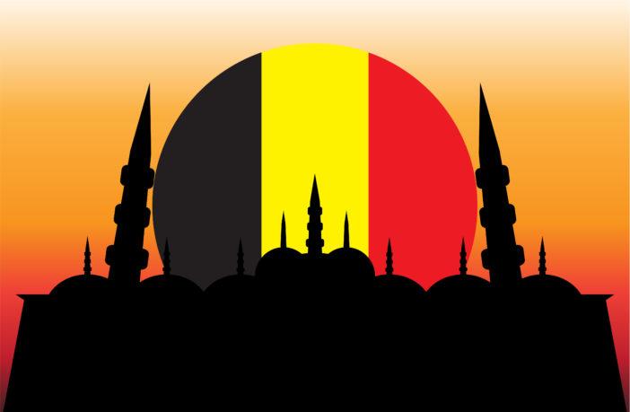 Imagini pentru belgia musulmana