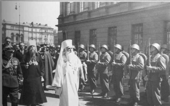 Rugăciunea rostită de Episcopul Miron Cristea, unul dintre făuritorii Marii Uniri, în dimineața zilei de 1 decembrie 1918, în catedrala din Alba Iulia