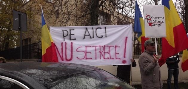 10 DECEMBRIE Protest Masiv Împotriva Colonizării României