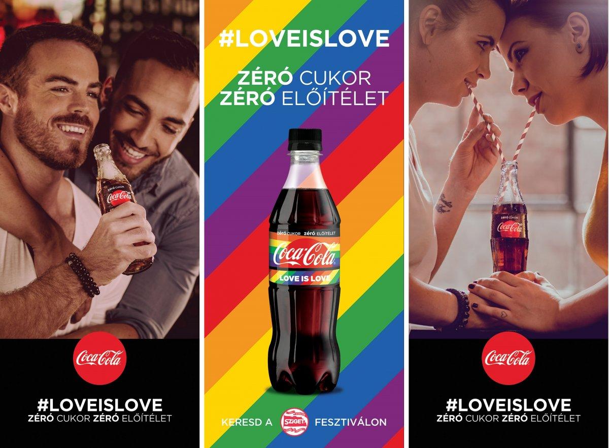 Coca Cola și-a retras campania publicitară pro-LGBTQI din Ungaria după boicotarea produselor sale și în urma unei petiții semnate de peste 40.000 de oameni