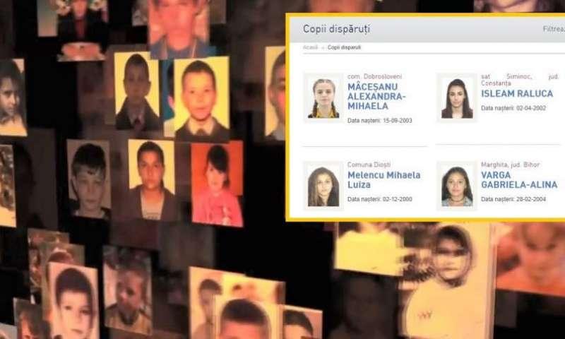 2000 de persoane dispărute în cinci ani. Iohannis, acuzat de trădare națională