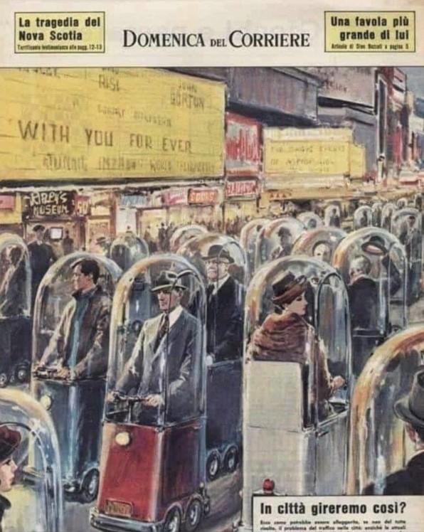 """""""Viața în 2022"""" ne-a fost creionată în 1962. Așa va arăta lumea în """"noua normalitate""""?"""