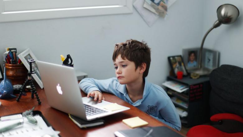 """Petiție pentru redeschiderea școlilor: """"Opriți mascarada """"școlii online"""". Este este un pseudo-act educațional, iar folosirea în exces a tehnologiei nu aduce niciun plus educației"""