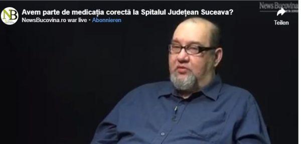 Dr. Radu Ciornei, cercetător imunolog: Un pacient confirmat pozitiv COVID nu e neapărat și o persoană care poate contamina pe alții. Grupul de Comunicare Strategică ar trebui să prezinte numărul de noi teste făcute și nu câte dintre ele sunt pozitive