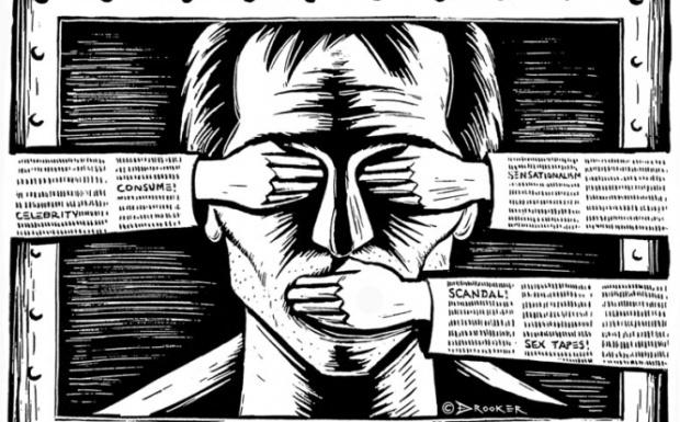 Uniunea Ziariștilor Profesioniști din România ia atitudine împotriva cenzurii practicate de Facebook după raportările tendențioase trimise de instituții sau ONG-uri