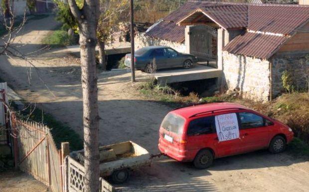 VIDEO Revoltă la Moșna! Oamenii din sat s-au trezit cu cabluri de la Prospecțiuni sub ferestre
