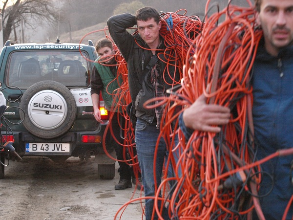 VIDEO Se retrage SC Prospecțiuni SA din Moșna? VEZI declarația BIRUITOARE așteptată de toți protestarii împotriva gazelor de șist