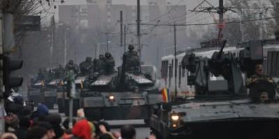 Deşi suntem la graniţă cu Ucraina, Comisia Europeană A RESPINS cererea României de a-şi SUPLIMENTA bugetul pentru apărare