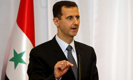 Bashar al – Assad a fost reales preşedinte al Siriei