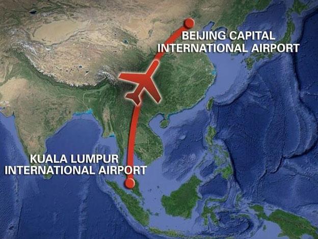 Mister- în- jurul- dispariţiei- avionului- companiei- Malaysia- Airlines