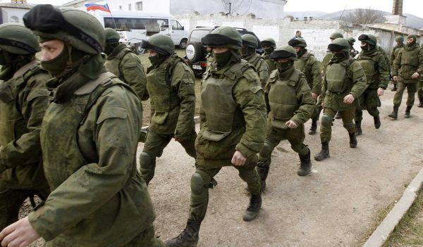 soldati rusia crimeea ucraina
