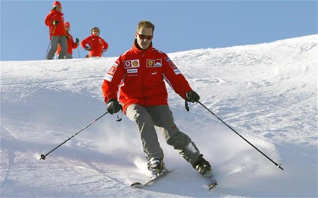 Michael Schumacher ar fi victima medicilor care i-au dat primul ajutor după accident