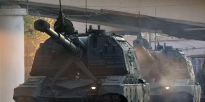 Lupte pe aeroportul din Lugansk, între militari ucraineni și un batalion de tancuri rusești