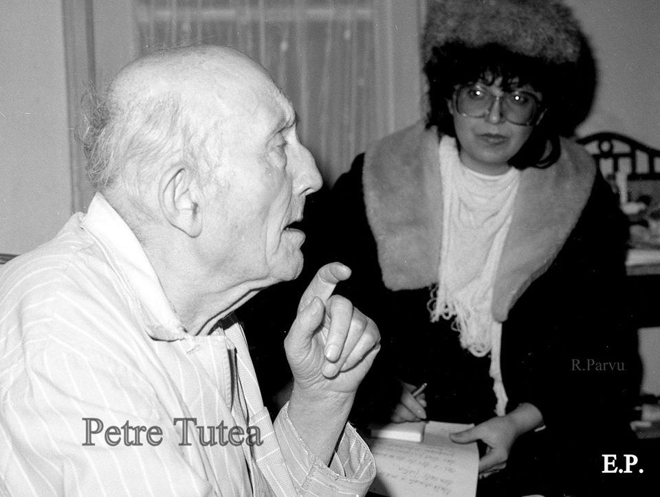 Petre Tutea profil de Emanuel Parvu