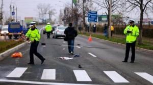VIDEO NU TRECE DINCOLO! Campanie a poliției pentru prevenirea accidentelor rutiere în care sunt implicați pietoni