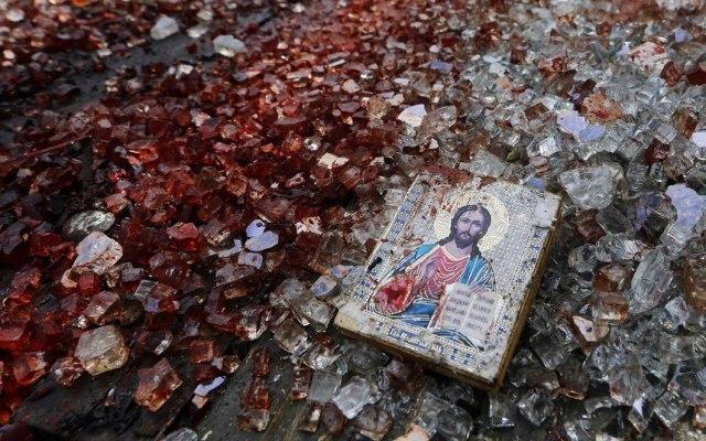 Un material despre Ucraina care nu te va lăsa indiferent: Ortodoxie şi Patrie prin ochii lui Nikolai, studentul de la Sibiu GALERIE FOTO