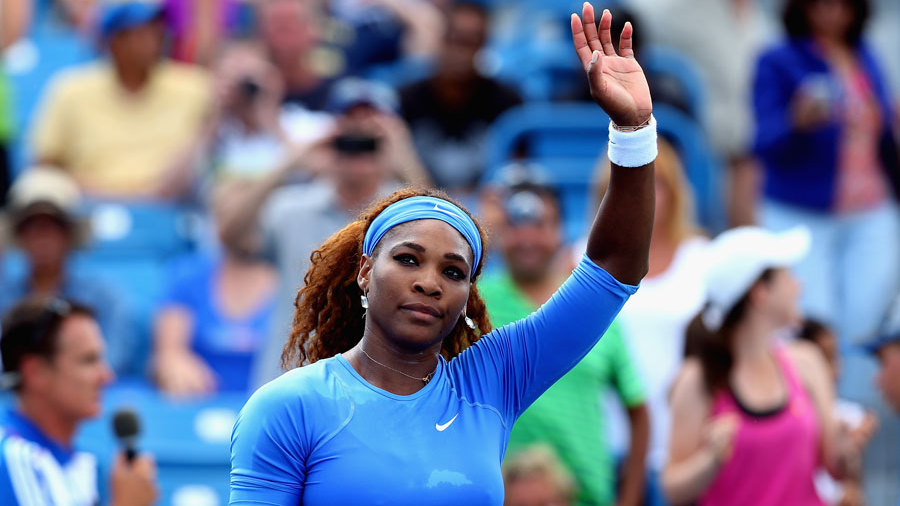 Serena Williams a câştigat turneul de la Cincinnati