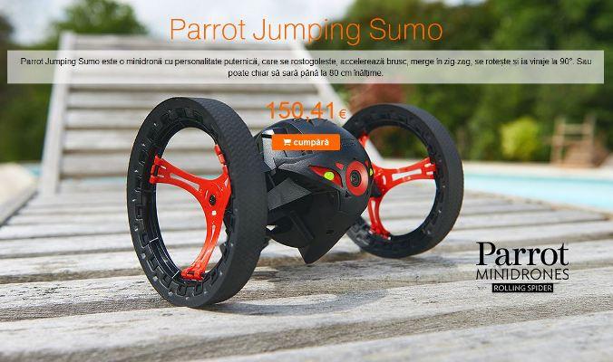 minidrona-parrot