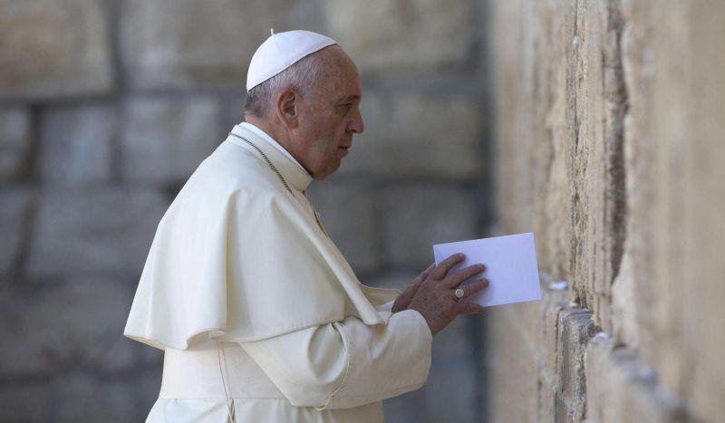 Papa Francisc, ţintă pentru teroriştii din Statul Islamic