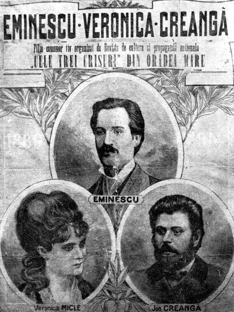 Afis_Eminescu-Veronica-Creanga_1915