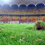 Gazonul de pe Arena Națională, schimbat pentru a șasea oară în trei ani