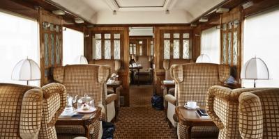 Orient Express a ajuns în România. VEZI AICI traseul celebrului tren