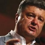 Petro Poroşenko Dacă nu e oprită, Rusia va ameninţa securitatea mondială