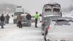 Directorul ANM: Începând de duminică, va ninge în sudul ţării