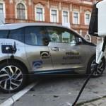 Braşovul dă curent gratuit şoferilor de vehicule electrice