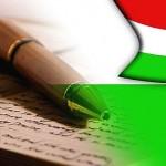 Guvernul face maghiara limbă de circulaţie internaţională
