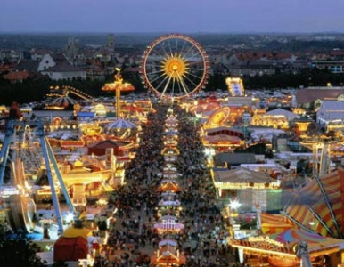 Oktoberfest. Germany's legendary Beer-fest ishappening from 17 September to 3 October. Image by jaunted.com_0