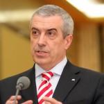 Călin Popescu Tăriceanu este propus prim-ministru de către Victor Ponta