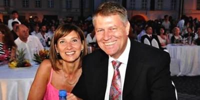 Iohannis şi-a sărbătorit victoria cu o petrecere privata în Sibiu
