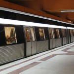 Circulaţie întreruptă la metrou, din cauza unei defecţiuni la un tren