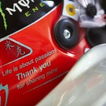 F1 Manager Schumacher helmet