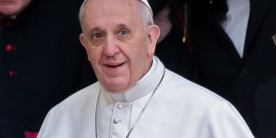 Papa Francisc se va adresa marţi Parlamentului European, la Strasbourg