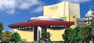 Teatrul Naţional Bucureşti e modernizat