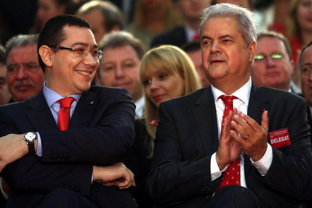 Se pregăteşte DEBARCAREA lui Ponta din fruntea Guvernului? Adrian Năstase: Să ceară un vot de încredere