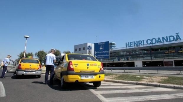 RAZIE la taximetriştii de la aeroporturi