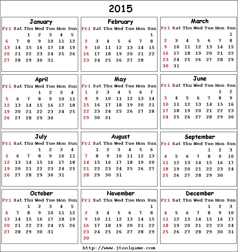 Zile libere în 2015: în ce zile pică sărbătorile legale ...