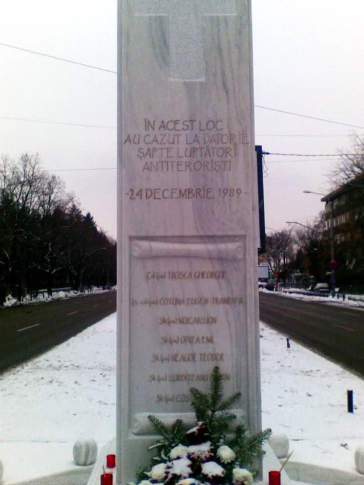 SRI a celebrat Ziua Luptătorului Antiterorist şi 40 de ani de luptă antiteroristă în România