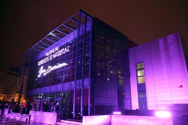 GALERIE FOTO Cum arată noul Teatru de Operetă din Bucureşti. Constucţia a costat peste 8.700.000 de euro